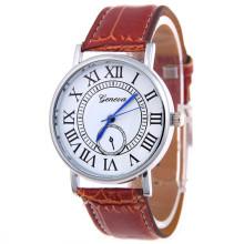 Hot selling New arrival men alloy leather quartz watch