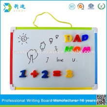 magnetic whiteboard for children fridge and memo board