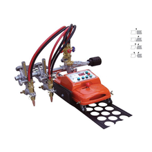 Máquinas de corte de gas de soplete de doble profesional