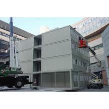 Zweistöckige Bürocontainerhäuser