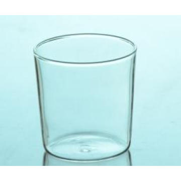 China Supplier for High Quality Borosilicate Heat Resistant Glass Wholesale Coffee Cup