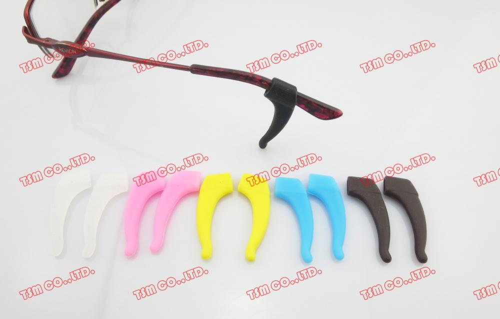 Silicone Tip Holder For Eyewear Temple Tip
