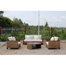 Conjunto de sofá de jacinto de água 003