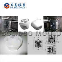 Molde de inyección de alimentación de molde de inyección de tazón de plástico