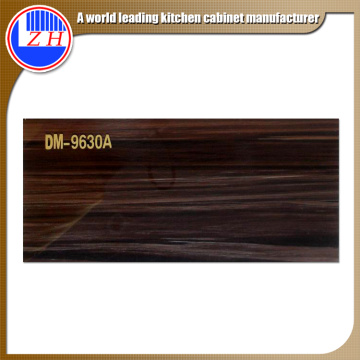 Woodgrain Acrylic Sheet Corrugated (customized)