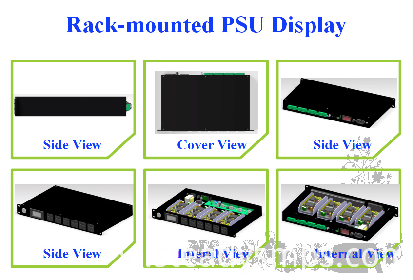 rack mount ups power supply