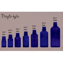 Botella de aceite esencial de embalaje cosmético (KLE-09)