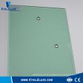 Verre à base de borosilicate / Verre trempé trempé / Verre de construction stratifié de sécurité