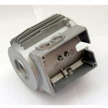 Componentes de la carcasa de aluminio