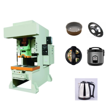 Pneumatic punching machine for automobile stamping parts