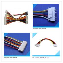 Precio de fábrica de alta calidad del arnés de cable electrónico con el conector de Molex