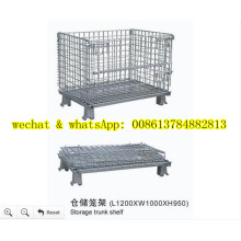 Metal Wire Bin & Box & Basket & Container