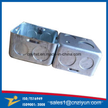 Caixa de comutação elétrica de aço galvanizado