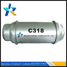 Octafluorocyclobutane;C318 gas;C4F8