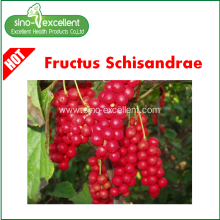 Supply for Berberine, Rutin, Ginseng leaf p.e. ,Green Tea P.e.,plant extract for Sale Schisandra chinensis  extract export to Mozambique Manufacturers