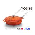 Premium Pot with Lid-2qt