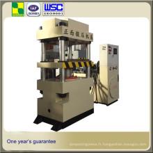 Machine de presse de puissance en métal à quatre colonnes à vendre