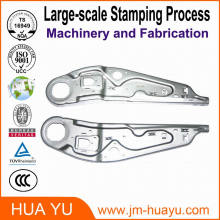 Professional Supply Cheap Price Metal Aluminum Stamping Parts SPCC Material