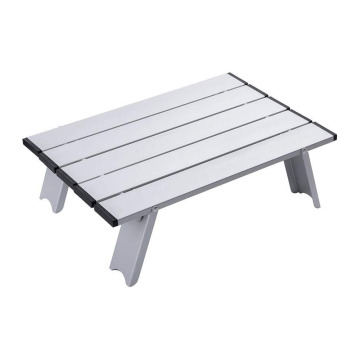 Outdoor SMALL aluminum alloy Ultralight Foldable Table