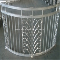 Aluminum Ornamental Fence White