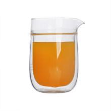 Hohes Borosilikat-Trinkglas