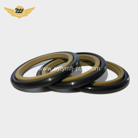 High pressure hydraulic rod GSJ seals
