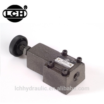 car directional sectional remote control valve