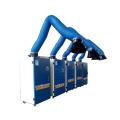 industrial portable mobile welding fume extractor