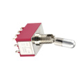 UL Self Lock Anti-misoperation Interruttore a levetta sub-miniatura