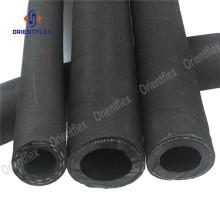 Heavy duty fabric cover abrasion resistant sandblasting hose