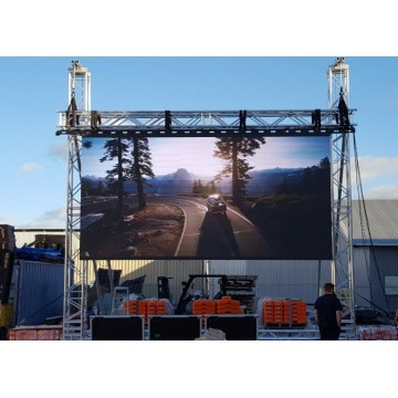 Outdoor Rental LED Panel
