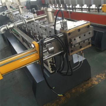 TiO2 white masterbatch extruder machine