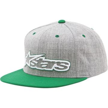Snapback Hut Flacher Rand Hip Hop Cap
