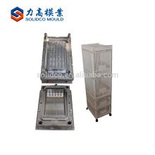Accueil Bureau de stockage en plastique armoire tiroir à la maison de stockage / organisation