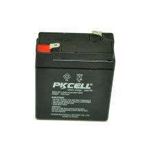 Batería de plomo sellada venta caliente 6V 2Ah para el almacenamiento