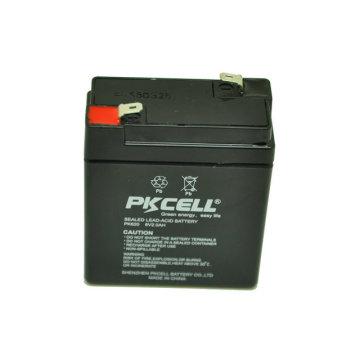 A venda quente de 6V 2Ah selou a bateria acidificada ao chumbo para o armazenamento