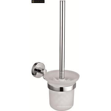 Messing Badezimmer Zubehör Toilettenbürstenhalter Set