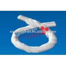 Китай керамического волокна витой веревки