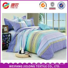 Tela de algodón para tela de sábana para hacer ropa de cama