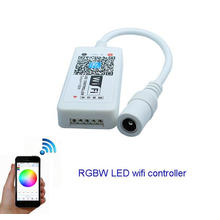 Wifi LED RGBW Controller DC12V mini controller for 5050 RGBW LED Strip module light