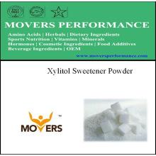 Polvo de edulcorante de alta calidad: Xylitol