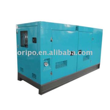 50hz 220v generador de bajo ruido con servicio maitain en todo el mundo