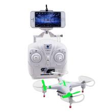 2.4G 4 canales control de teléfono RC Drone con cámara (10222503)