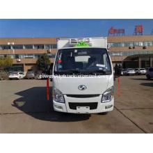 Yuejin Benzin medizinische Abfalltransferfahrzeug