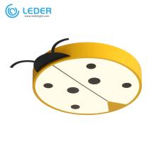 LEDER Plafonnier LED Lumineux
