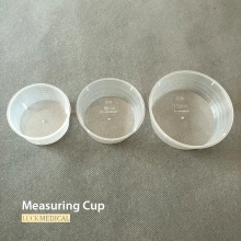 Disposable Plastic Measuring Cup Medical Grade