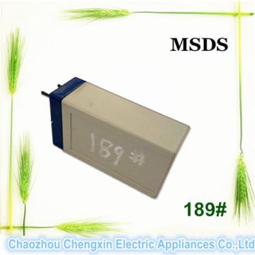 CE aprobado 4V batería sellada