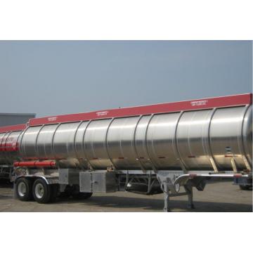 2 Axle Aluminum Alloy Tanker