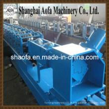 Máquina formadora de rolo para moldura de porta de aço (AF-100)