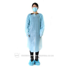 Disposable Protective CPE Gown Medical Operation Gown